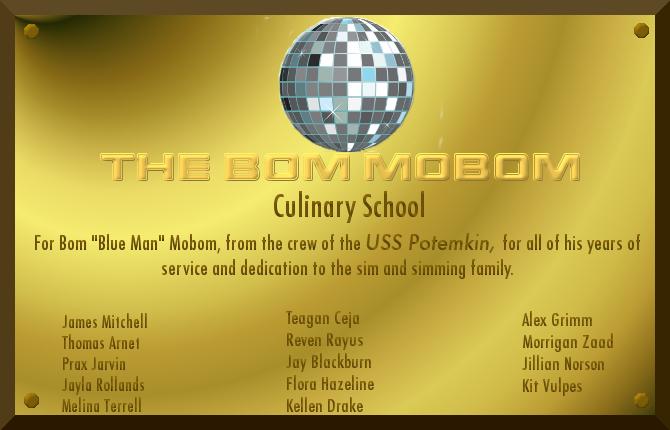 Bom Mobom - Culinary School