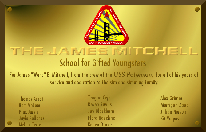 James Mitchell - School for Gifted Youngsters